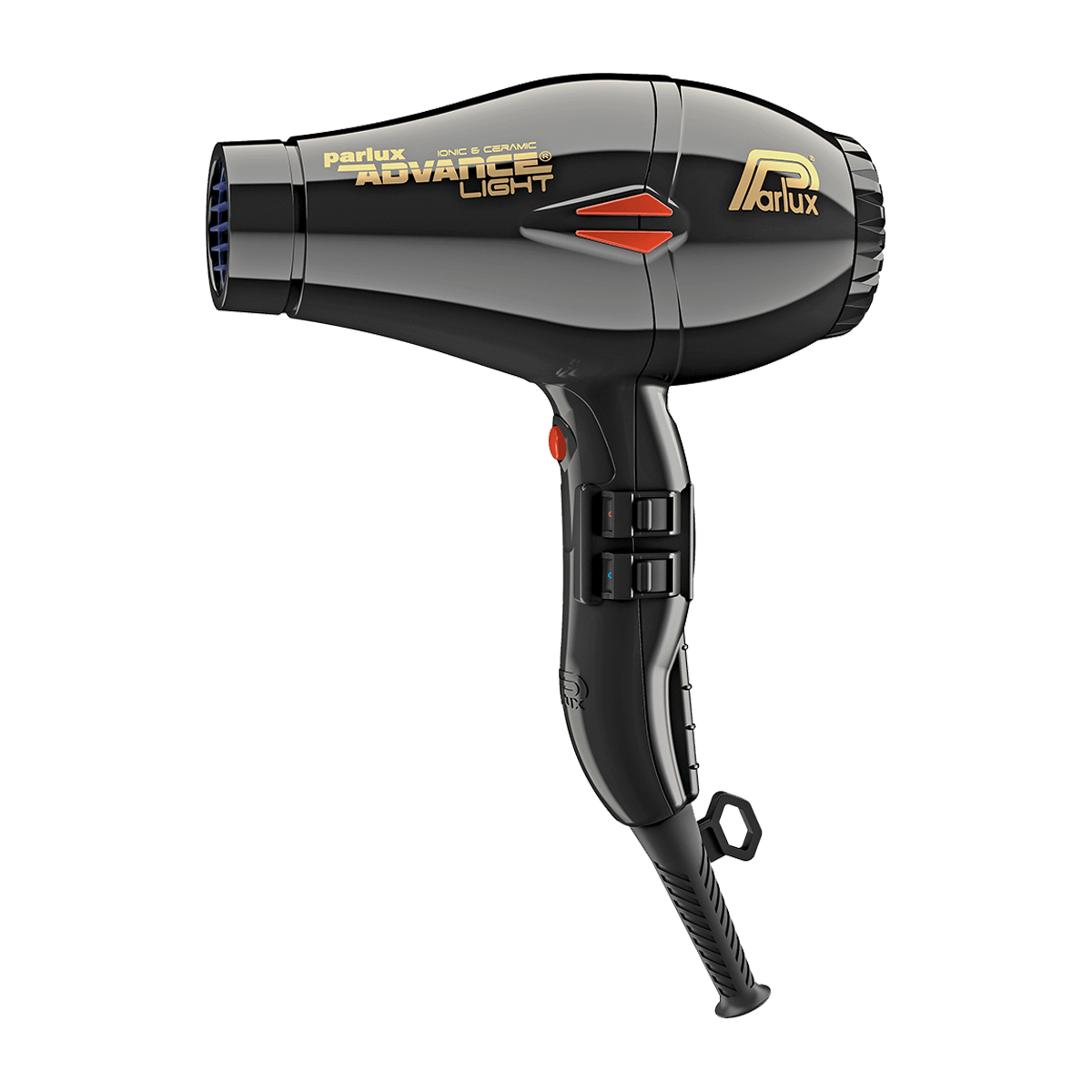 Parlux ADVANCE - Black Hair Dryer