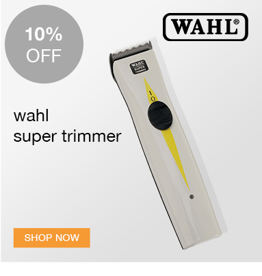 10% off Wahl Super Trimmer