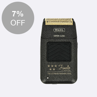 get 7% off Wahl 5 Star Finale Ultimate Finishing Tool
