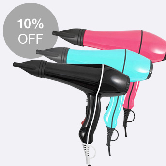 get 10% off Wahl Professional Power Dry Hairdryers