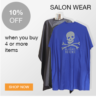 10% off salon wear when you buy 4 or more items