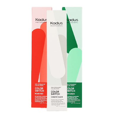 Kadus Color Switch Semi-Permanent Color Creme