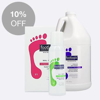 10% off footlogix