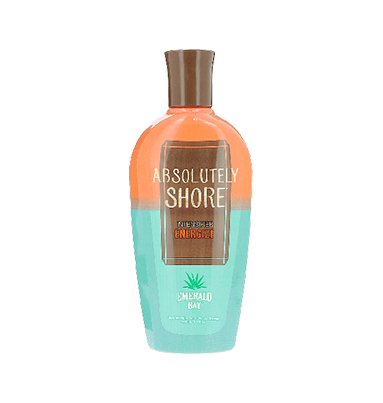Emerald Bay Absolutely Shore Gold Bronze Moisturizing Tan Lotion 250ml