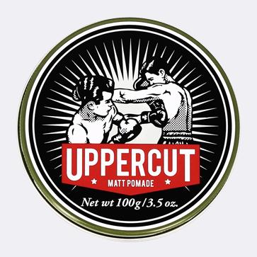 Barbers Top Pick - Uppercut Deluxe Matt Pomade