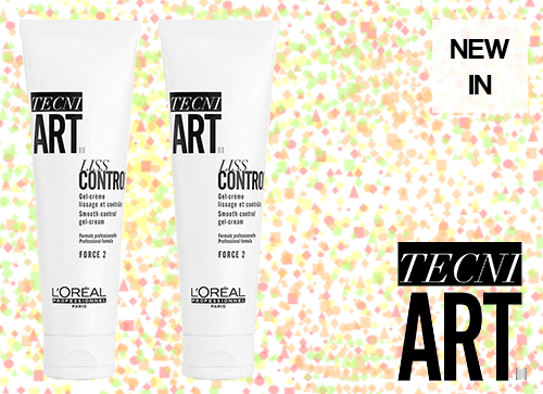 L'Oréal Tecni Art Smooth Control Gel-Cream